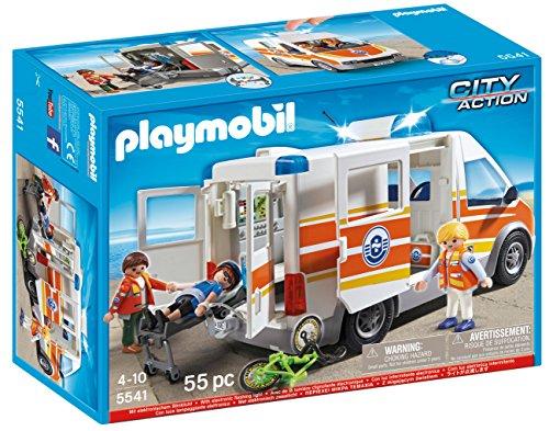 (PLAYMOBIL Ambulance with Siren)