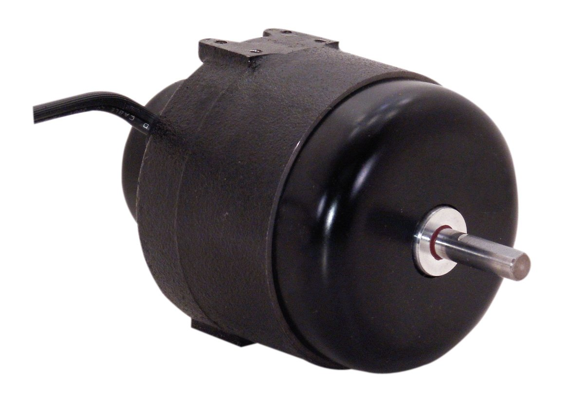 3//8-Inch by 1-1//2-Inch Shaft Smith 258 50 Watts A.O CWLE Rotation 3 Mounting Holes Two Feet Cast Iron Unit Bearing Motor Century Electric//AO Smith Motors Co