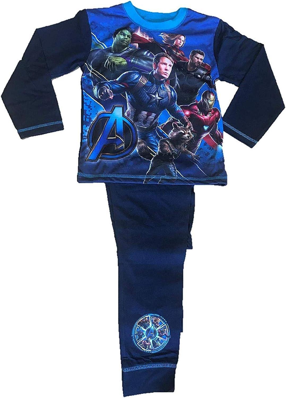 The Avengers Movie Chicos Pijamas