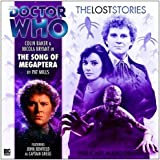 The Song of Megaptera (Doctor Who: The Lost Stories 1.07) [Audiobook] (Audio CD)