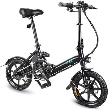 Ardorman Fiido D3 - Bicicleta de montaña Plegable, Bicicleta ...