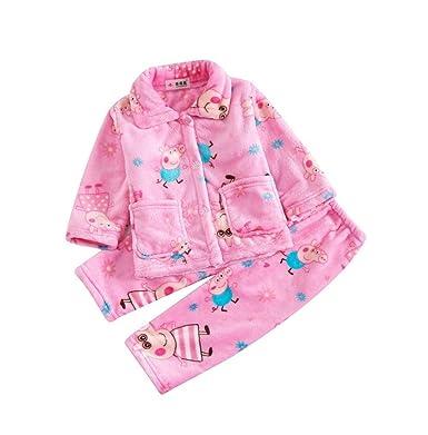 Pijamas para niños, Pijamas cálidos de Invierno, además de Ropa ...