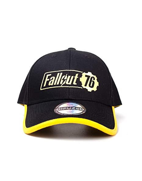 Image Unavailable. Image not available for. Color  Difuzed Fallout 76 Baseball  Cap ... 22db7322baa7