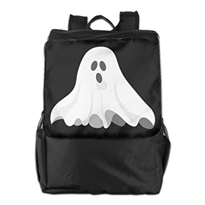 outlet Cartoon Ghost Personalised Lightweight Travel Hiking Backpack Daypack Gift