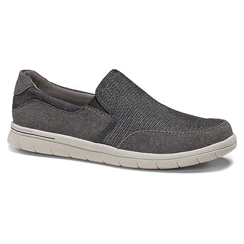 Dockers Antigua Hombre US 11.5 Gris Mocasín: Amazon.es: Zapatos y complementos