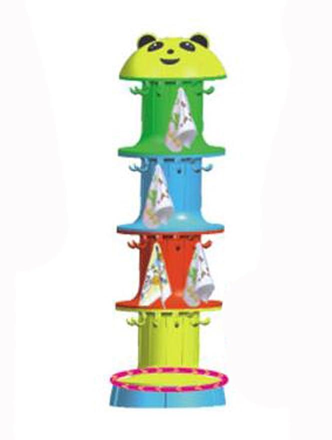 Jardín De Infancia Formas De Animales De Dibujos Animados Plástico Toallas Categoría De Bienes En Existencia De Almacenamiento,Spinning: Amazon.es: Hogar