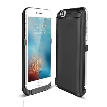 monderwell iPhone 6S Plus recargable caso, iPhoone 6 Plus ...