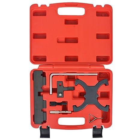 Festnight Kit de Sincronización del Motor 7 Piezas para Ford 1.5 1.6 2.0