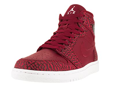 1e3d40f012294b NIKE Men s Air Jordan 1 Retro High Basketball Shoes  Amazon.co.uk ...