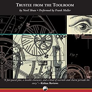 Trustee from the Toolroom Hörbuch