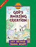 God's Amazing Creation: Genesis, Chapters 1 and 2 (Discover 4 Yourself Inductive Bible Studies for Kids (Paperback))