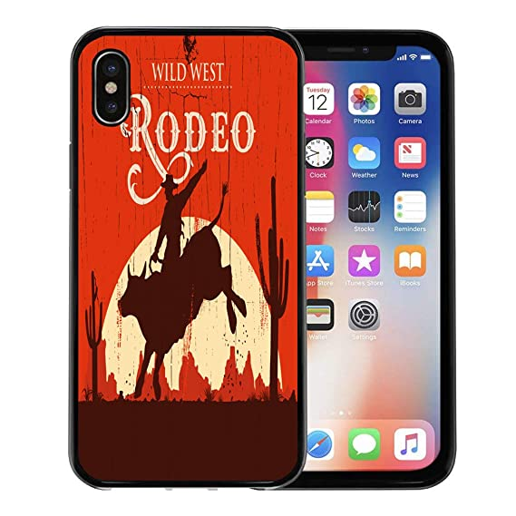 iphone xs western case