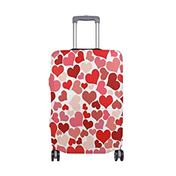Travel Rolling Luggage Cover Luggage Protector Suitcase Protective Fits 18-32inch Luggage