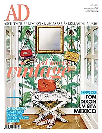 Architectural Digest U003d Ad   Spanish Ed