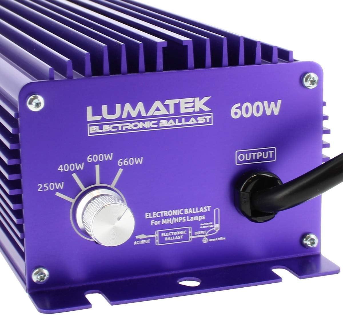 lumatek 250w Ampoule lumatek hps 250 watts