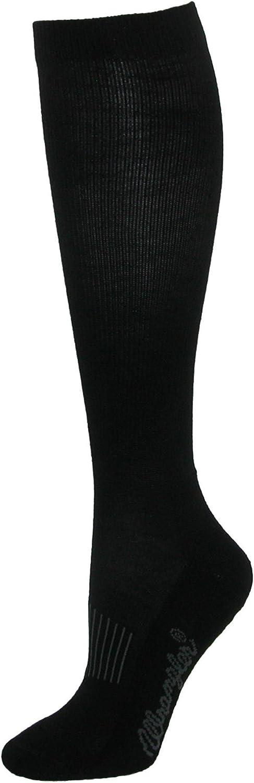 Wrangler Men's Dry Wick Western Mid Calf Boot Sock (Pack of 3)
