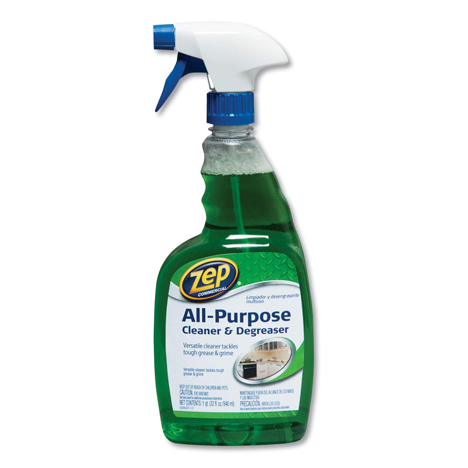 ZPEZUALL32CT - Zep Commercial All-Purpose Cleaner/Degreaser