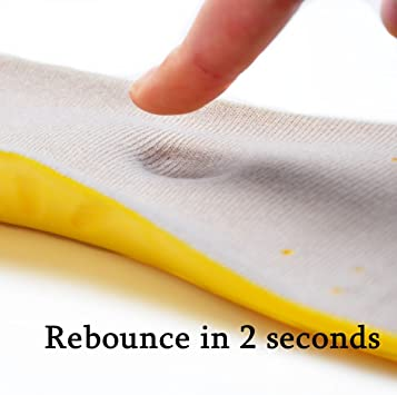 Amazon Com Shoe Insoles Memory Foam Insoles Providing Excellent