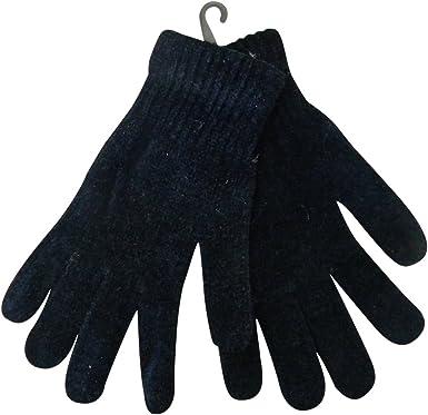 Chenille Kids Gloves Warm Winter Gloves Set of 4