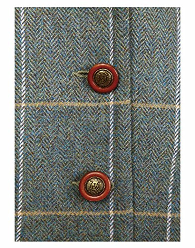 Aqua Aqua Uomo Country Country Attire Tweed Giacca RvvwHtxT