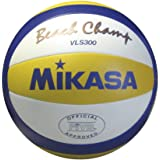 MIKASA Beach Champ VLS 300 Ballon de beach volley Multicolore Taille 5