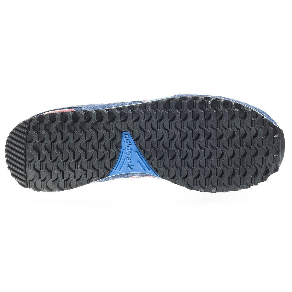 buy popular e4839 4c226 Scarpe Adidas - Zx 750 Blu Navy Rosso Bianco 46  Amazon.it  Sport e tempo  libero
