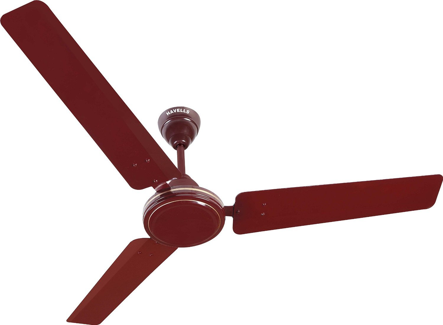 Havells Xp 390 1200mm Ceiling Fan Brown At Low S In India