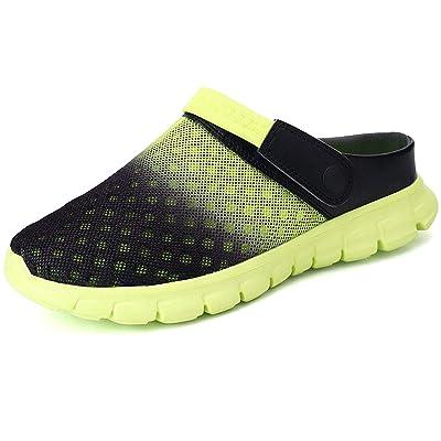 Amazon.com | Eagsouni Men's Women's Garden Clogs Sandals Summer Beach Shoes Outdoor Walking Slippers | Mules & Clogs