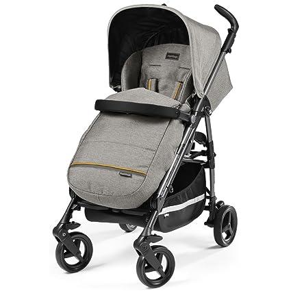 Peg Perego SI Completo - Silla de paseo, color Luxe Grey