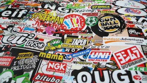 Free Tool Kit LION JDM Bomber Racing Graffiti Brand Car Auto Laptop Vinyl Wrap Sticker Decal Film Sheet - 60''X600'' by JDMBESTBOY (Image #5)