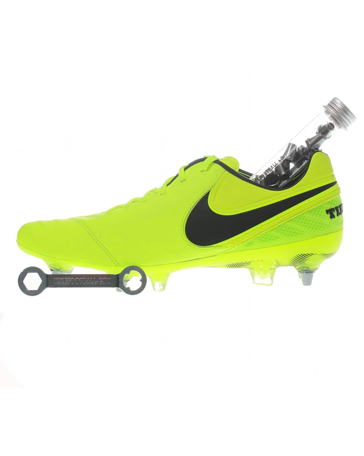 buy popular 76ea3 e81c3 Amazon.com | Nike Tiempo Legend Vi Sg-Pro Mens Football ...