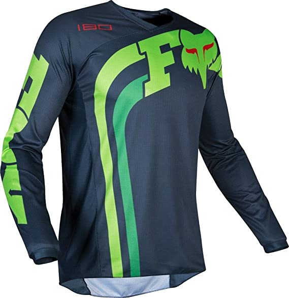 Fox Jersey 180 Cota Blue Xxl