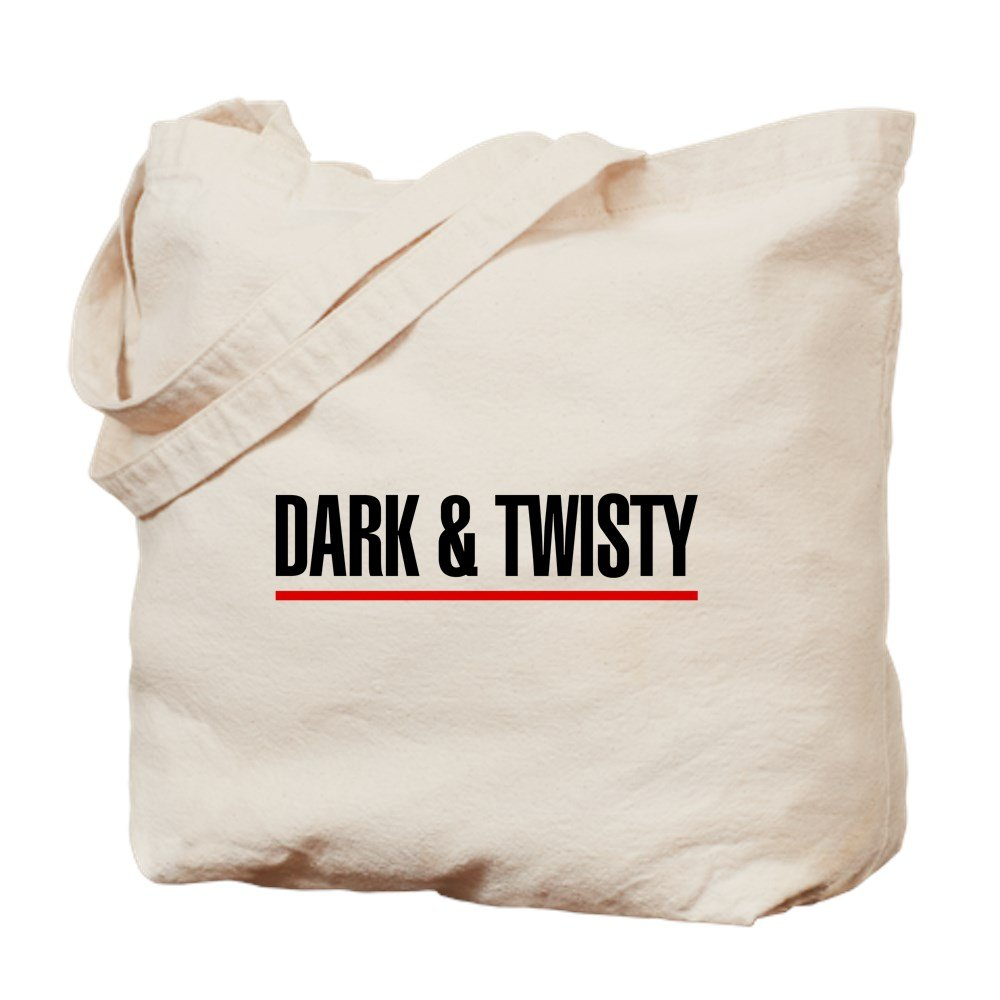 注目 CafePress ベージュ and – M Dark and Twistyトートバッグ – ナチュラルキャンバストートバッグ、布ショッピングバッグ S ベージュ 0721925291DECC2 B00ZN4LN9U M M, Hectarz:fbb04914 --- 4x4.lt