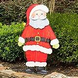 Big Jolly Santa Outdoor Christmas Yard and Porch Decoration
