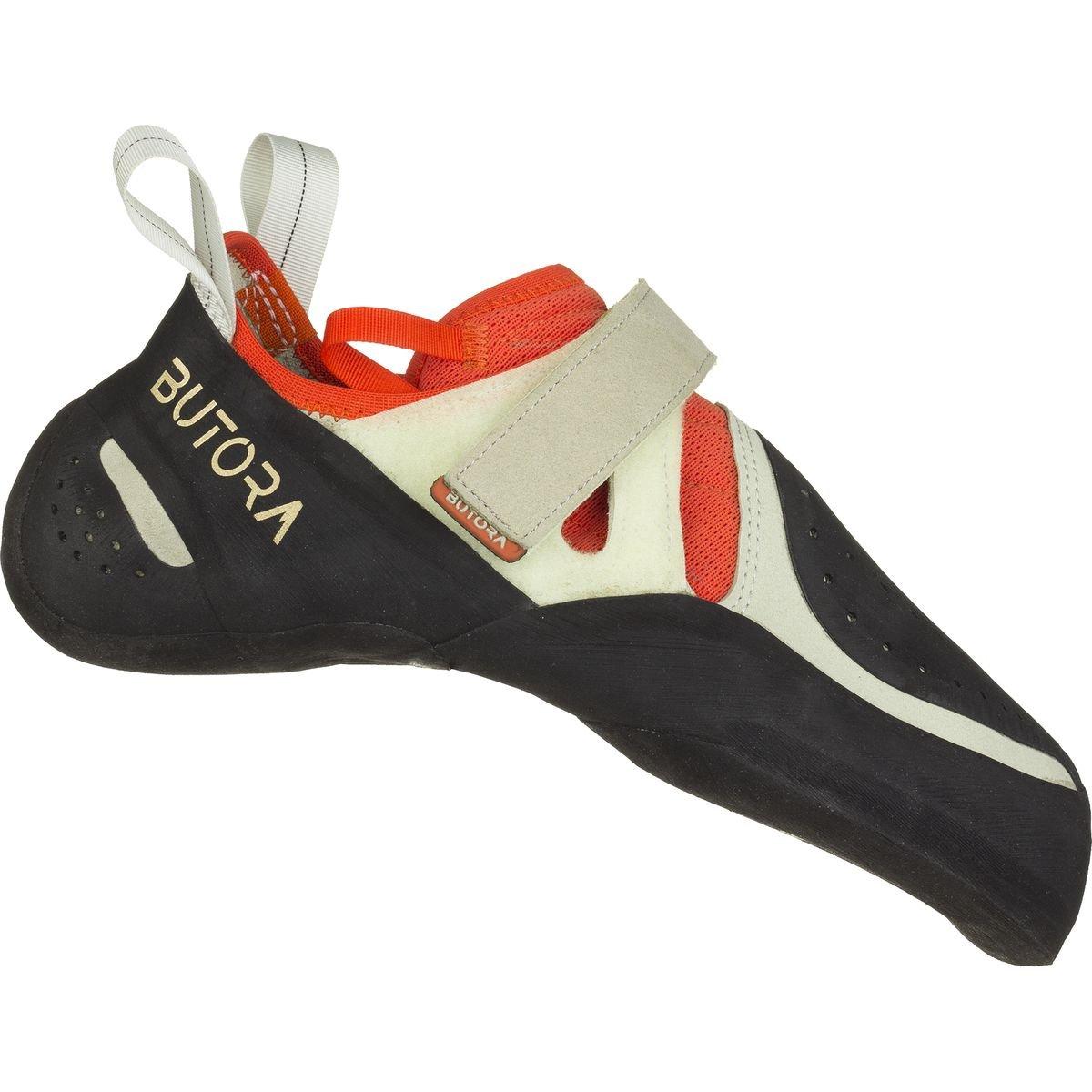 Butora Acro Wide Fit Climbing Shoe - Men's Orange/White 11
