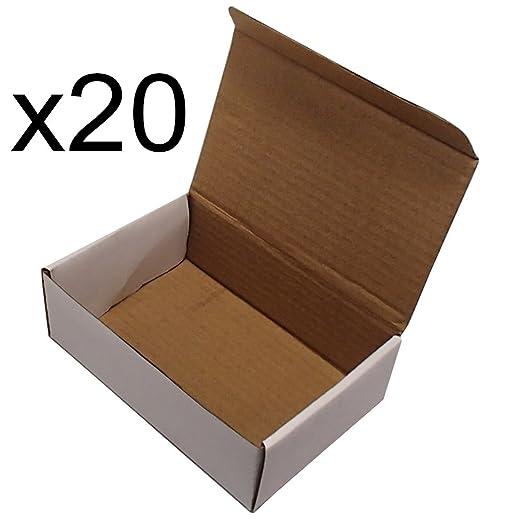 Amazon.com: 20 rollos de cartón corrugado de 6.0 x 4.0 x 2.0 ...