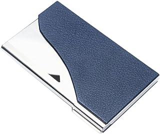 Nom Unisexe Card Case ID Holder Credit Card For Business, Bleu Blancho Bedding
