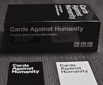Vaialen Cartas contra la Humanidad, 550 Tarjetas Conjunto ...