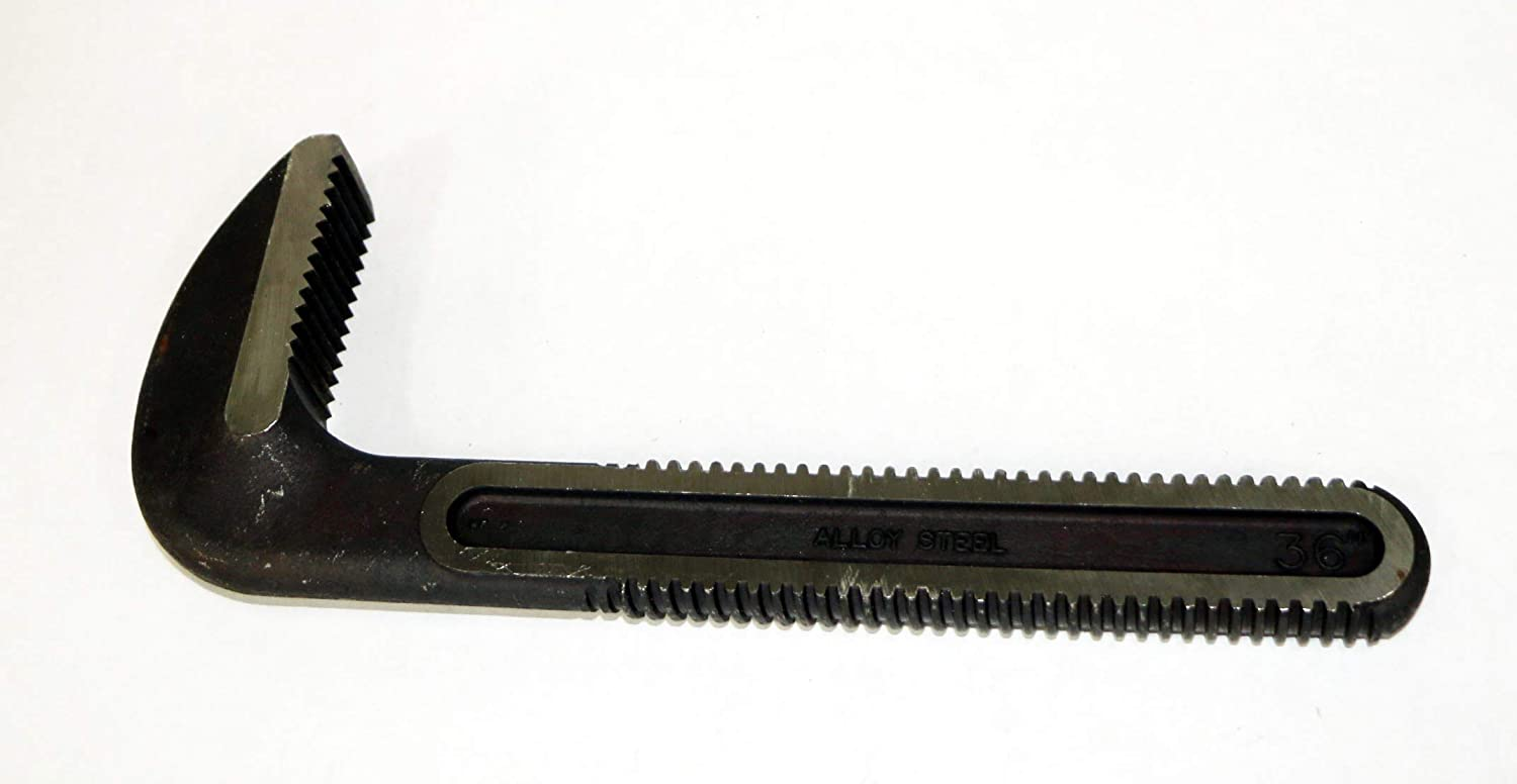 """GENUINE RIDGID  31735 D-1335 PIPE WRENCH REPLACEMENT PART 36/"""" WRENCH NUT"""