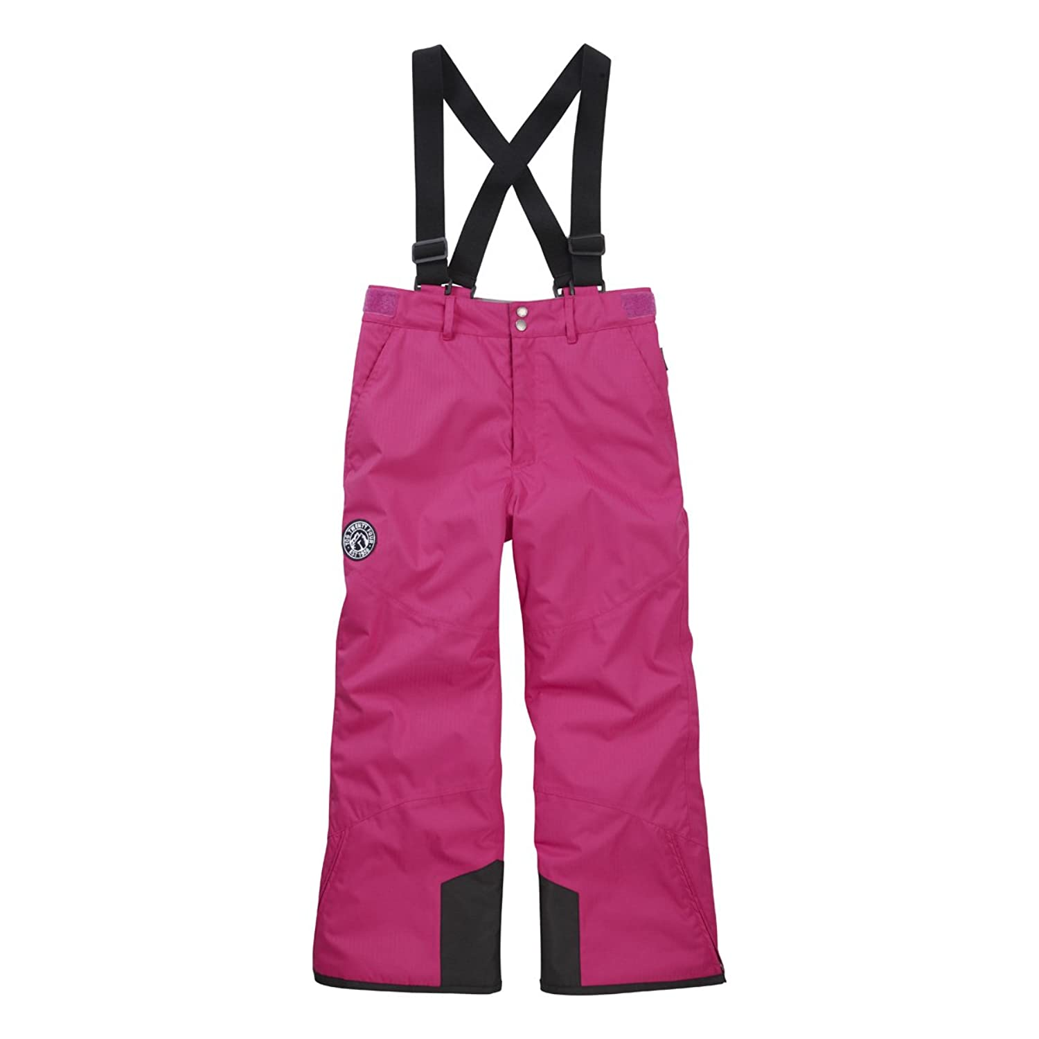 PANTALON DE SKI MILATEX SLIDE ENFANT ROSE
