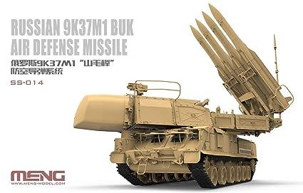 Kuvahaun tulos haulle meng Russian 9K37M1 BUK Air Defense Missile System