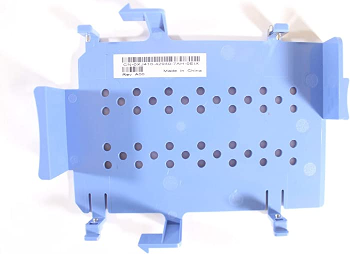 Dell XJ418 HDD Hard Drive Bracket Caddy YJ266 Optiplex GX520 GX620 745 755 760