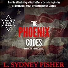 The Phoenix Codes: The Phoenix Series, Book 2 Audiobook by L. Sydney Fisher Narrated by Daniel McColly
