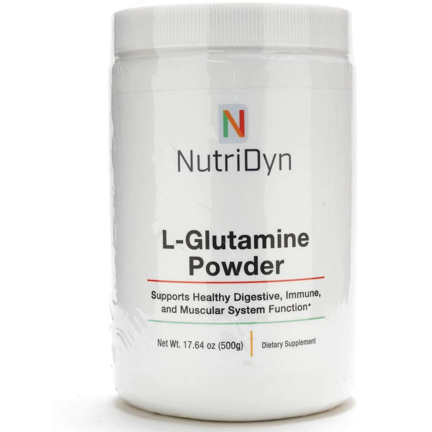 Glutamine Powder 500g, Nutri-Dyn