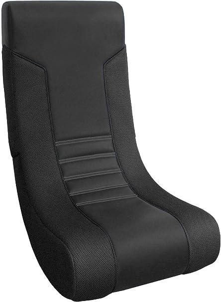 Imperial Ergonomic Video Rocker Gaming Chair, Black