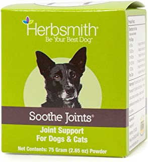 product image for Herbsmith Soothe Joints – Cat + Dog Arthritis Pain Relief – Relief For Senior Pet Aches + Pains – Joint Health for Senior Dogs + Cats