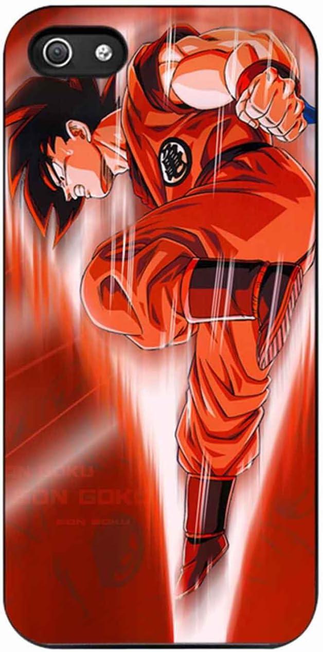 Dragon Ball Z Wallpapers Goku 2 Case Iphone 7 C1y5fy Amazon