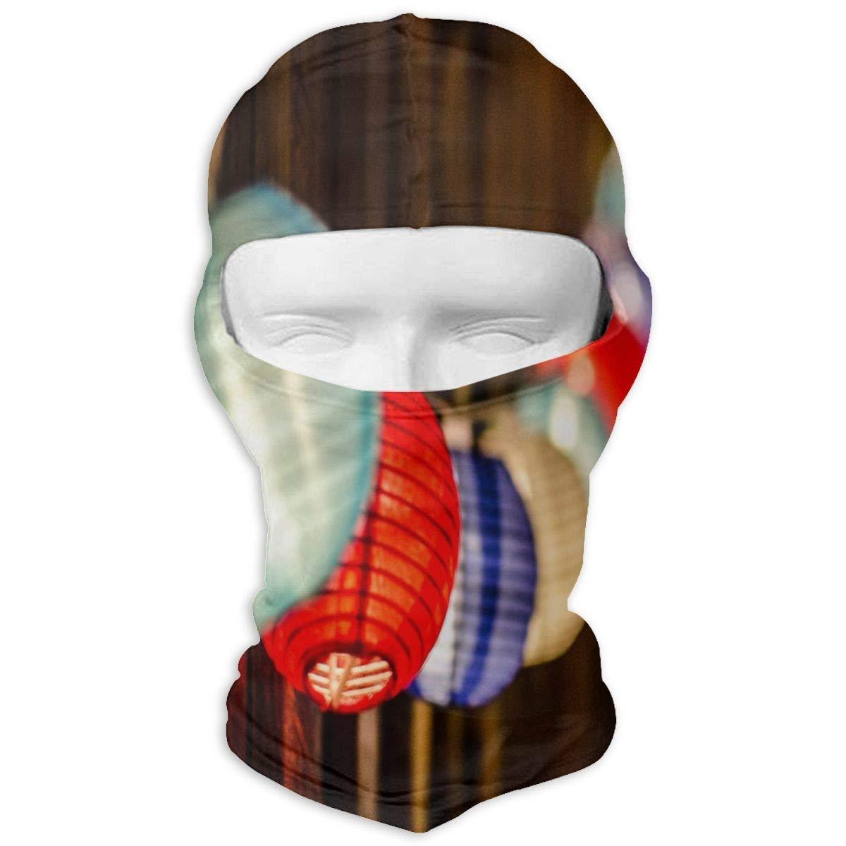 Sdltkhy Balaclava Coffee Beans and Cups Full Face Masks UV ...