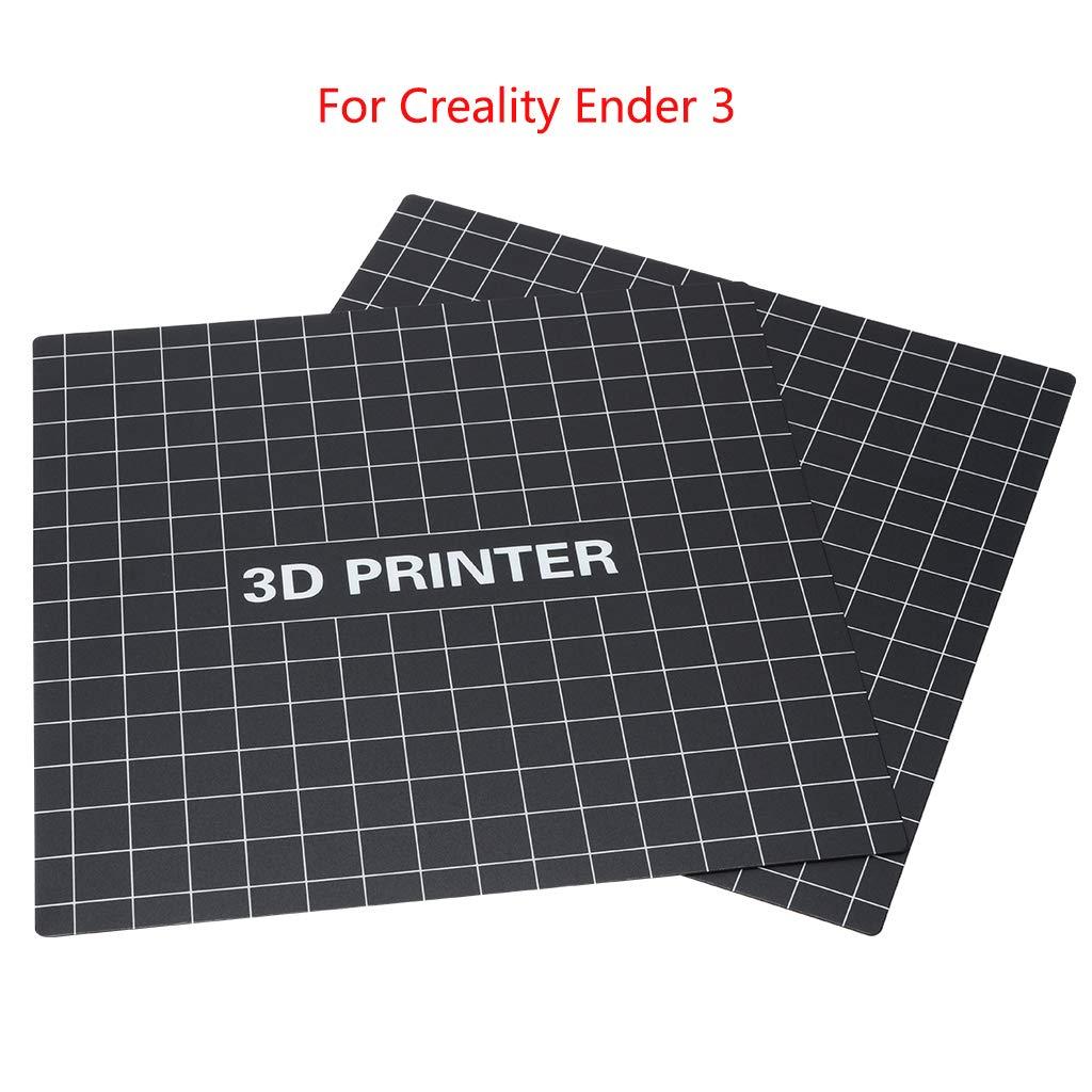 Creality Ender 3 - Juego de 2 hojas de papel de lija para ...