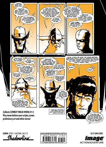 Cowboy Ninja Viking Volume 1: Amazon.es: A. J. Lieberman ...